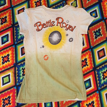 BATTLE ROYAL TISCHA TOP - MOON CHILD LIME 3
