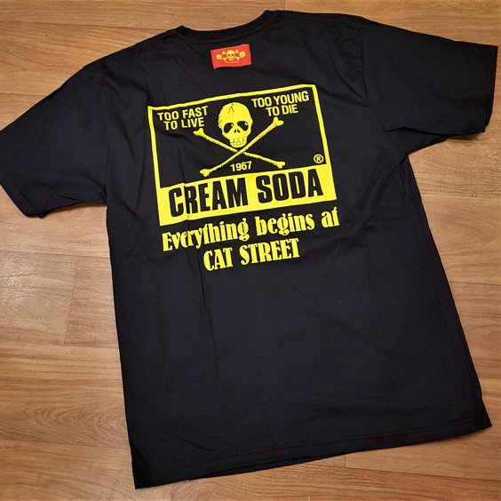 CREAM SODA T-SHIRT - 1967 2