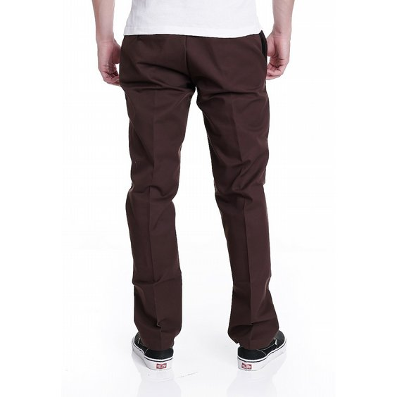 DICKIES INDUSTRIAL PANT 894 - CHOCOLATE BROWN 2