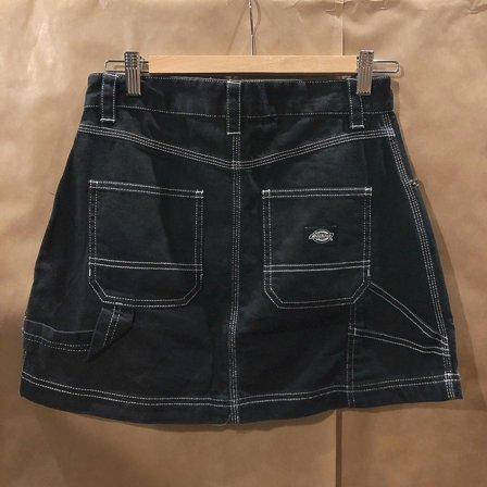 DICKIES KJOL - SHONGALOO BLACK