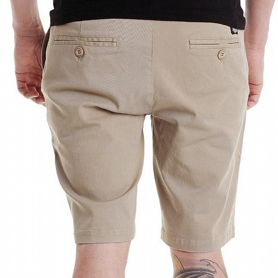 DICKIES SHORTS - PALM SPRINGS KAKI 2