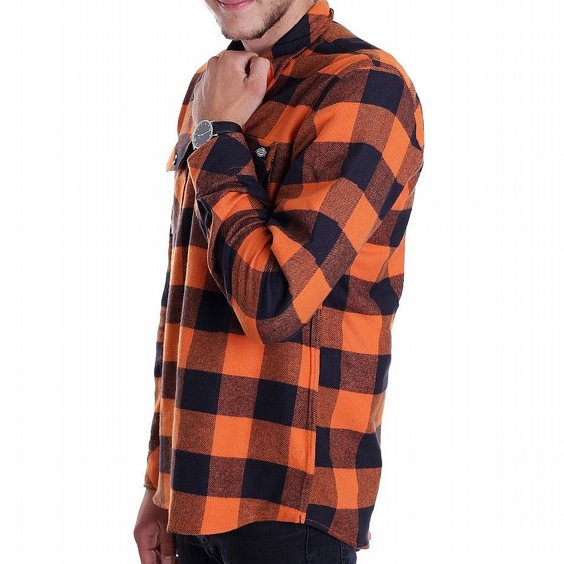 DICKIES SKJORTA - SACRAMENTO ORANGE 3