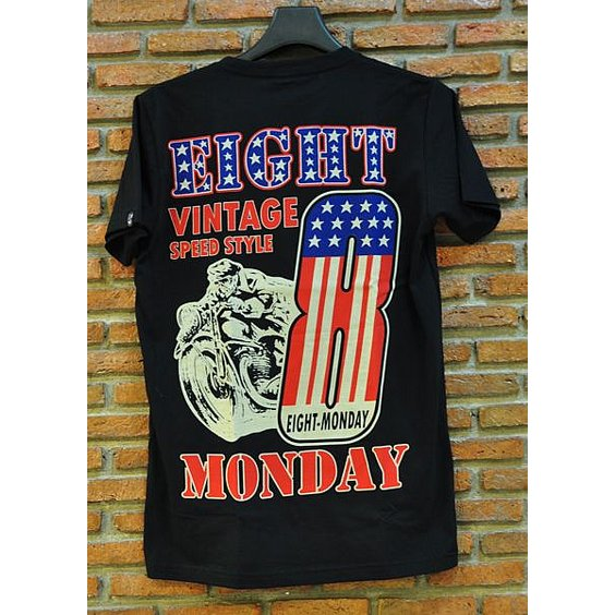 EIGHT MONDAY T-SHIRT - USA 1