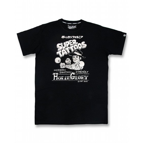LIQOURBRAND T-SHIRT - SUPER TATTOO