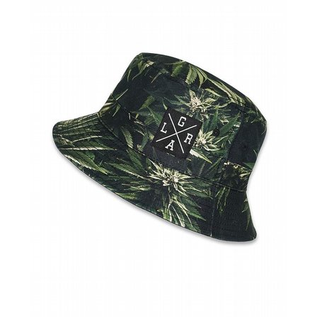 LOOSE RIDERS BUCKET HAT - HAZE