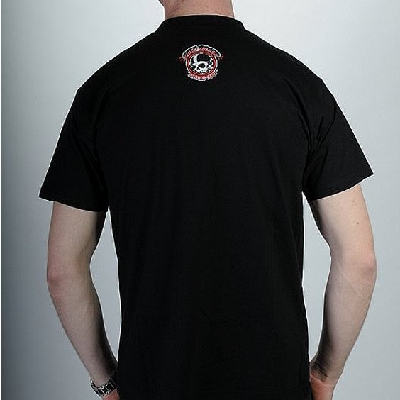 NEGRO-MATE T-SHIRT - MC RACER 2