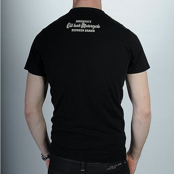 OIL LEAK T-SHIRT - SPRINGFILD 2