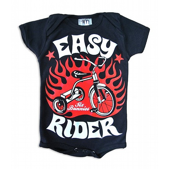 SIX BUNNIES BODY - EASY RIDER