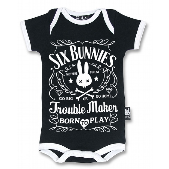 SIX BUNNIES BODY - TRUBEL MAKER