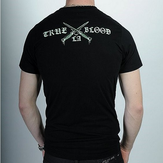 TRUE BLOOD T-SHIRT - BLADE 2