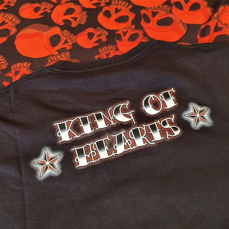 TRUE BLOOD T-SHIRT - KING OF HEARTS 2