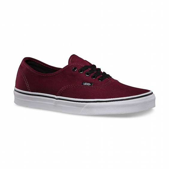 VANS SKOR - AUTHENTIC PORT ROYEL/BLACK 3