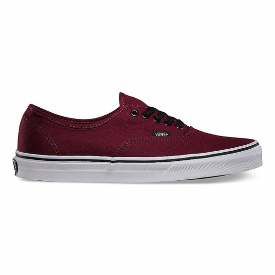 VANS SKOR - AUTHENTIC PORT ROYEL/BLACK 2