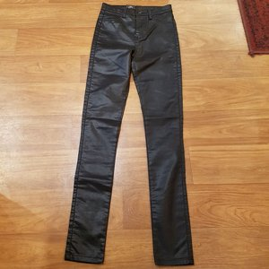 2ND ONE JEANS - AMY BLACK SHINE
