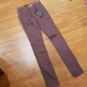 2ND ONE JEANS - NICOLE TAUPE