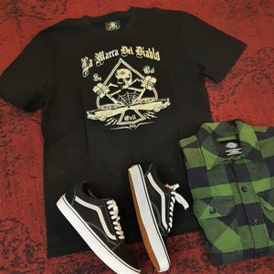 666 TEE A - ROCKABILLY ROYALTY