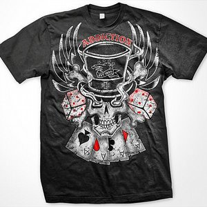ADDICTION T-SHIRT - ACE