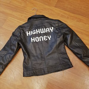 AMERICAN FRESH VINTAGE JACKOR - HIGHWAY HONEY
