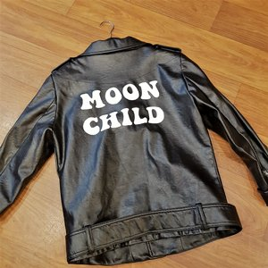 AMERICAN FRESH VINTAGE JACKOR - MOON CHILD