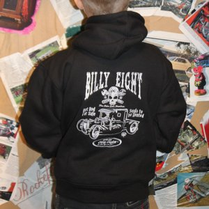 BILLY EIGHT HOOD BARN - HOTROD