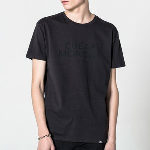 CHEAP MONDAY T-SHIRT - LOGO