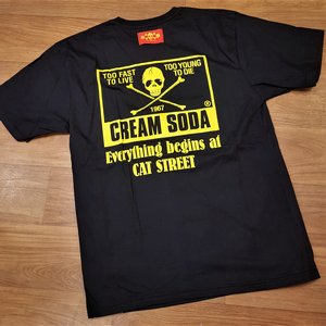 CREAM SODA T-SHIRT - 1967 2 thumbnail