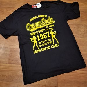 CREAM SODA T-SHIRT - 1967