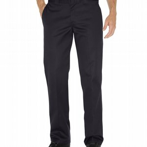 DICKIES BYXOR 873 SLIM STRAIGHT - BLACK