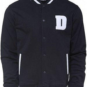 DICKIES COLLAGE TRÖJA - ADAIRVILLE BLACK