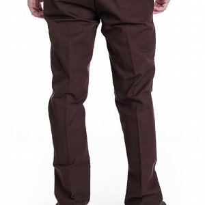 DICKIES INDUSTRIAL PANT 894 - CHOCOLATE BROWN 2 thumbnail