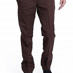 DICKIES INDUSTRIAL PANT 894 - CHOCOLATE BROWN