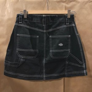 DICKIES KJOL - SHONGALOO BLACK thumbnail