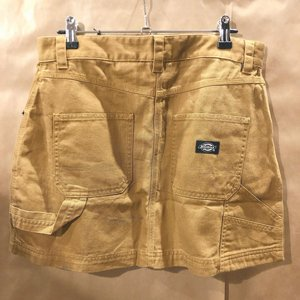 DICKIES KJOL - SHONGALOO BROWN DUCK