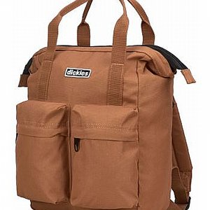 DICKIES RYGGSÄCK - HAYWOOD BROWN DUCK