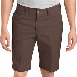 DICKIES SHORTS - 67 COLLECTION INDUSTRIAL CHOCOLATE