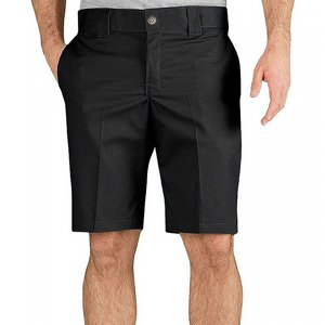 DICKIES SHORTS - 67 COLLECTION INDUSTRIAL SVART