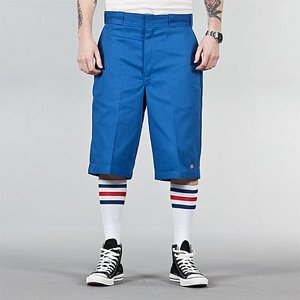 DICKIES SHORTS - MULTI-POCKET 13 ROYAL BLUE