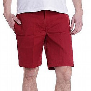 DICKIES SHORTS - PALM SPRINGS RED