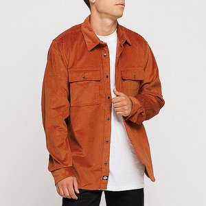 DICKIES SKJORTA - IVEL ORANGE