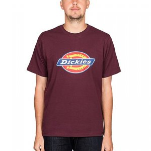 DICKIES T-SHIRT - HORSESHOE MAROON