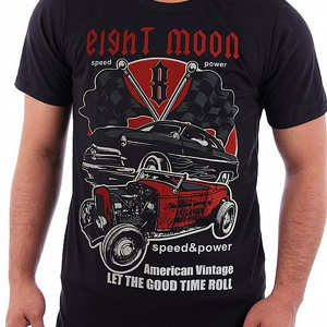EIGHT MONDAY T-SHIRT - CUSTOM RACE