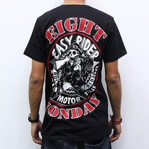 EIGHT MONDAY T-SHIRT - EASY RIDER