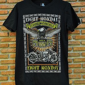 EIGHT MONDAY T-SHIRT - EGEL MC