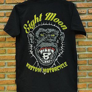 EIGHT MONDAY T-SHIRT - GORILLA