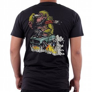 EIGHT MONDAY T-SHIRT - GORILLA GUL