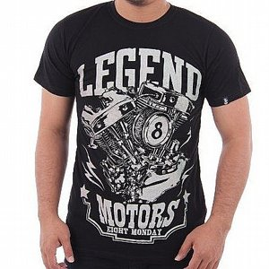 EIGHT MONDAY T-SHIRT - LEGEND