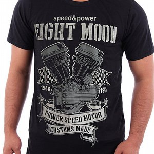 EIGHT MONDAY T-SHIRT - POWER SPEED