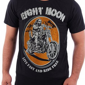 EIGHT MONDAY T-SHIRT - RIDE FREE