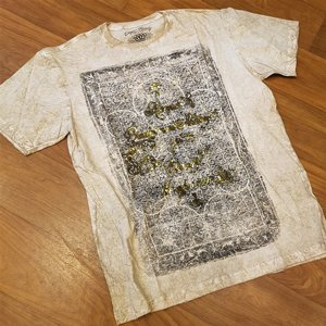 EMYEROR ELERNDY TEE - RECORD GOLD CREAM