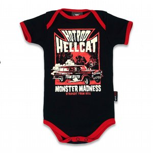 HOTROD  HELLCAT BODY - MONSTER MADNESS